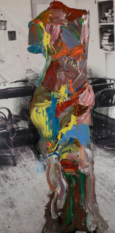 Jim Dine, 'Sydney Close, Memoir 6', 2020