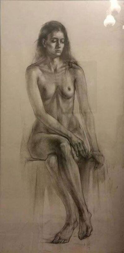 Nasta Burko, 'Drawing', 2012