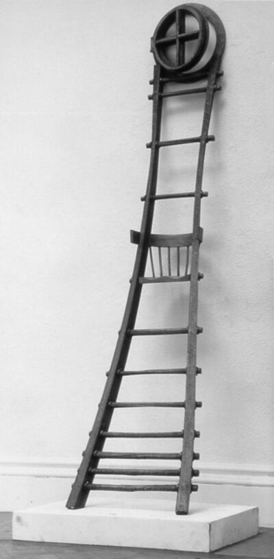 Geoffrey Clarke, 'Beyond Materialism', 1975