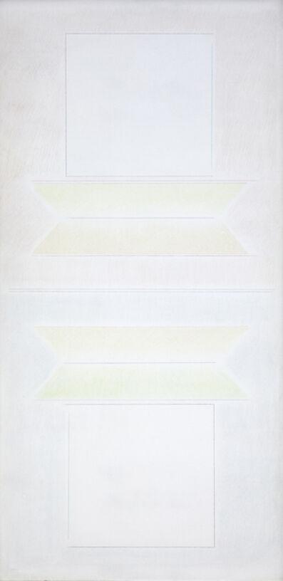 Riccardo Guarneri, 'Simmetrico verticale', 1970