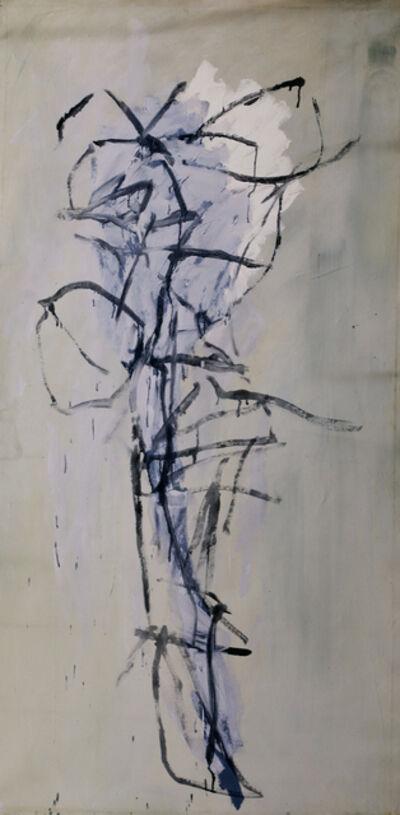 David Rankin, 'Tree with Cloud', 1977