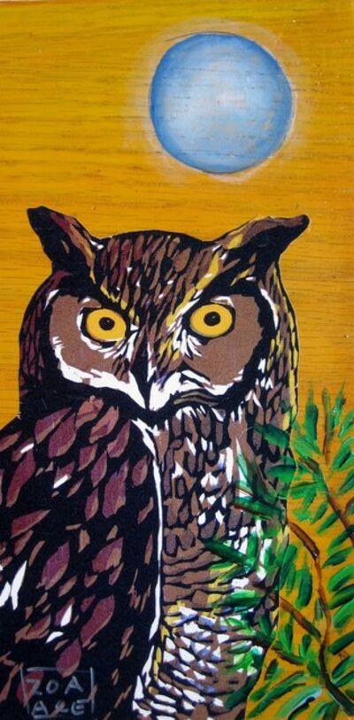 Zoa Ace, 'Night Owl', 2016