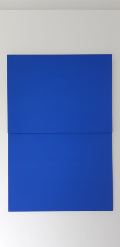 Stijn Cole, 'Blue / blue#2', 2019