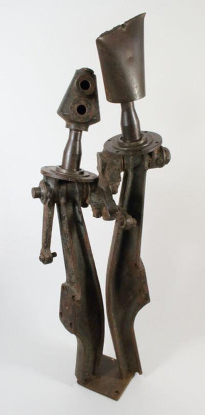 Adam Madebe, 'Pregnant Sisters', 1995