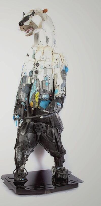 Gilles Cenazandotti, 'Polar Bear ', 2015