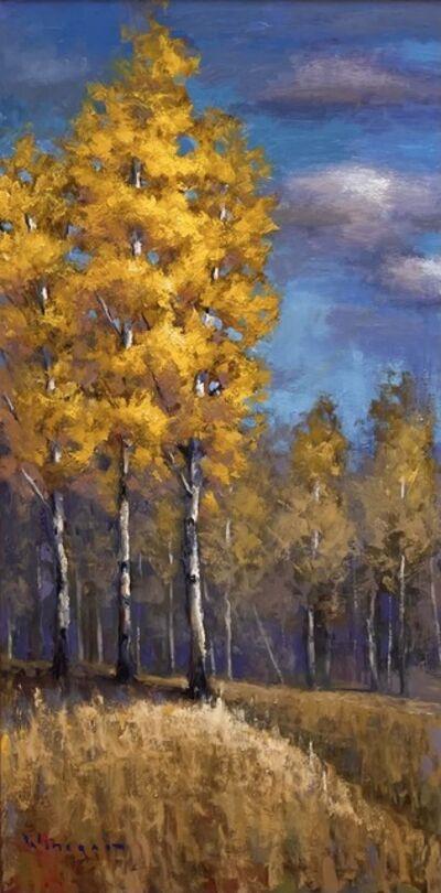 Seth Winegar, 'Gold on the Trees', 2021