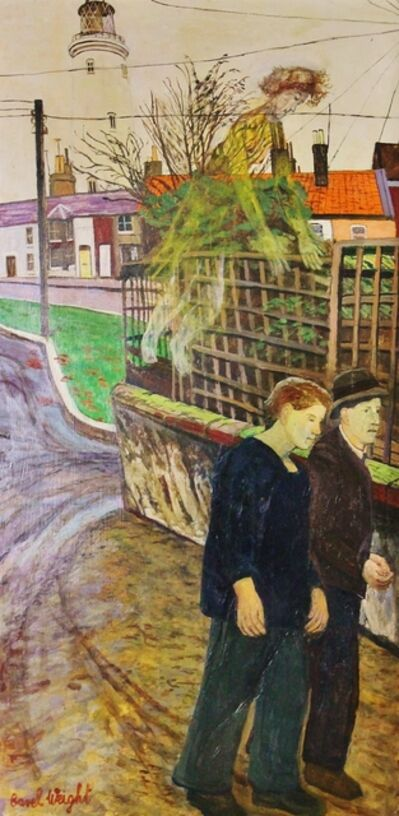 Carel Weight, 'Angel of consolation ', 1985