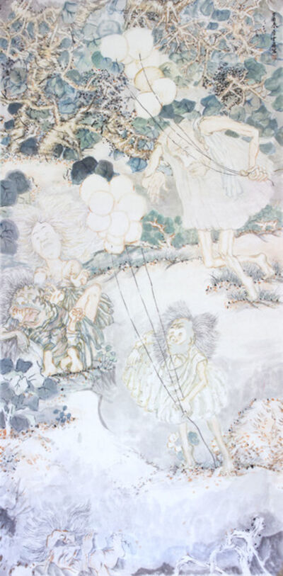 Yun-Fei Ji 季云飞, 'High Noon', 2017