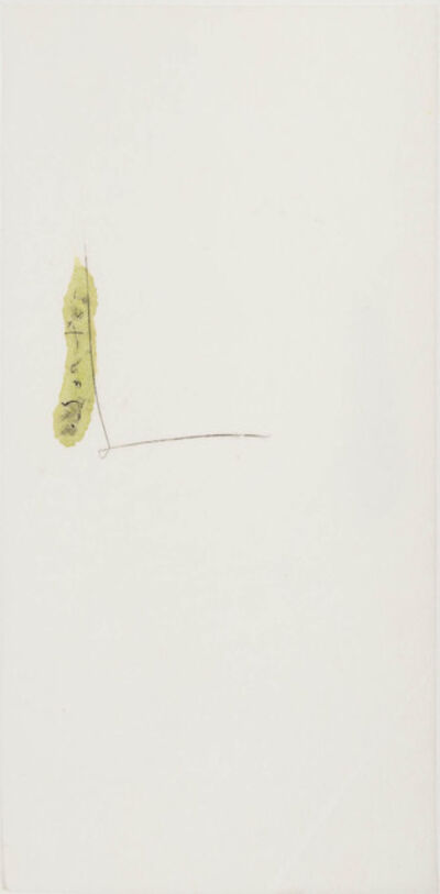 Mira Schendel, 'Untitled [Monotype seires]', 1960's