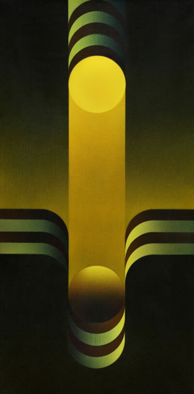 Julio Le Parc, 'Modulacion 606', 1986