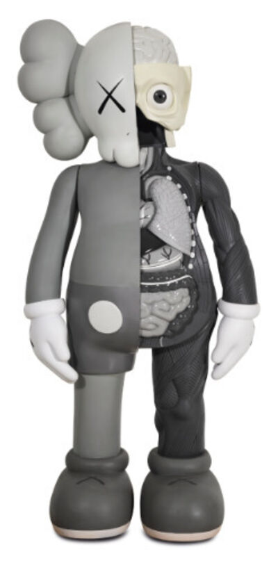 KAWS, 'DISSECTED COMPANION GREY', 2007