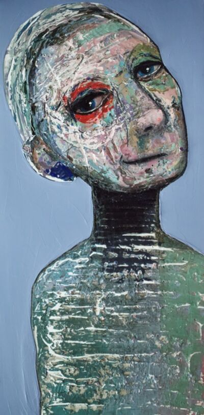 Sylvain Coulombe, 'Confident III', 2020