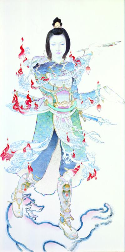 "Yamaguchi Akira, 'Shitenno (Four Heavenly Kings) ""Komokuten""', 2006"