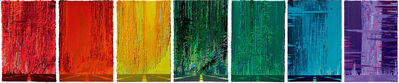 Zhou Fan 周范, 'Rainbow Highway 彩虹高速路', 2015