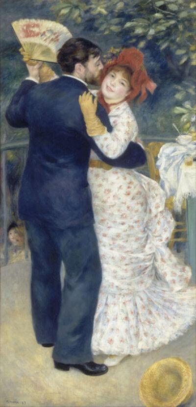 Pierre-Auguste Renoir, 'Danse à la campagne (Dance in the Country)', 1883