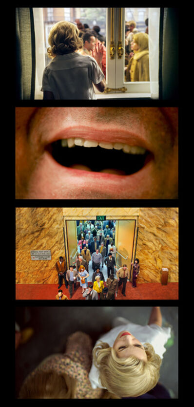 Alex Prager, 'Face in the Crowd Film Strip #7', 2013