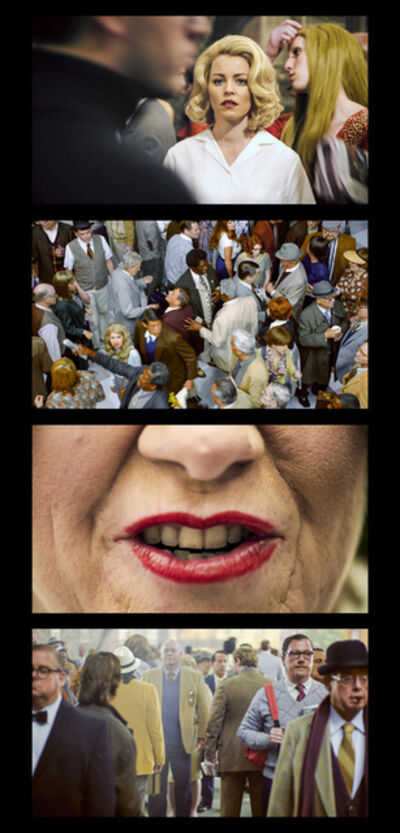 Alex Prager, 'Face in the Crowd Film Strip #2', 2013