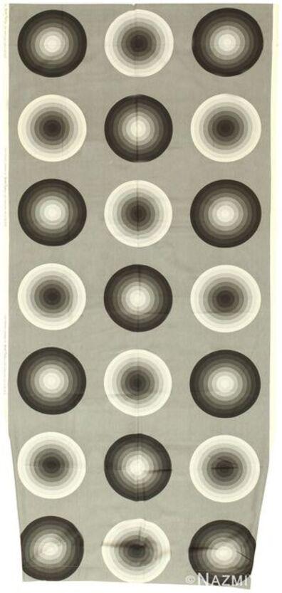 Verner Panton, 'Vintage Mid Century Kreis Textile', Mid 20th Century