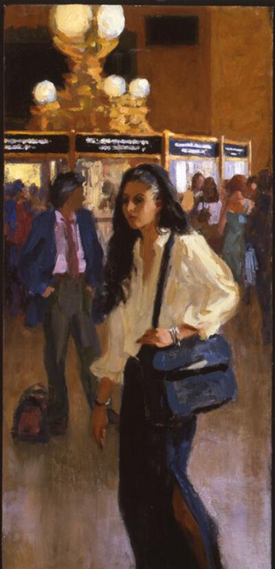 Joseph Peller, 'Commuter Evening Rush', 2011
