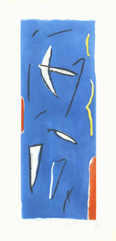 Albert Ràfols-Casamada, 'Ocells-3', 1993