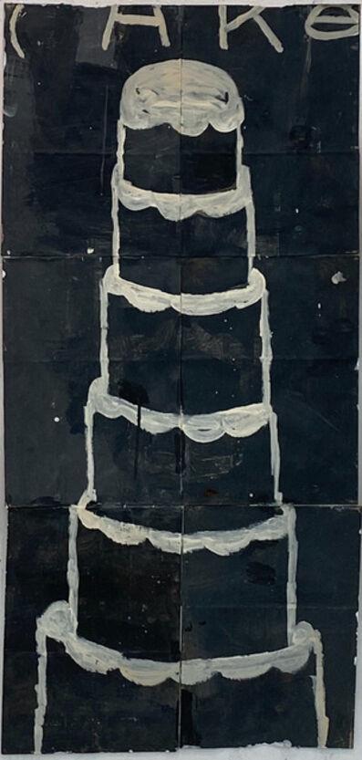 Gary Komarin, 'Creme on Black ', 2020