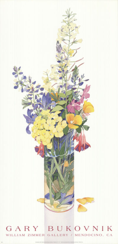 Gary Bukovnik, 'North Coast Bouquet', 1997
