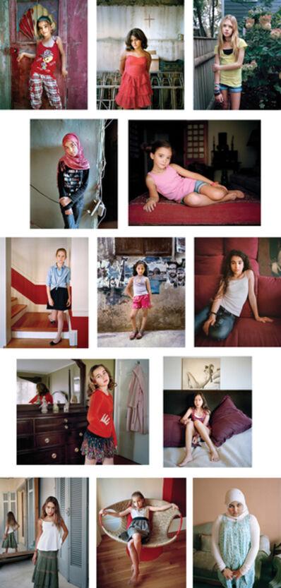 Rania Matar, 'L'Enfant-Femme Portfolio', 2015