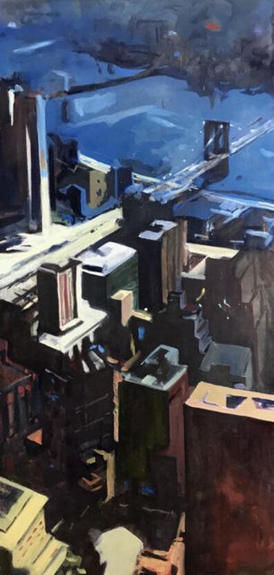 Diana Freedman-Shea, 'New York, New Look, Night View', 2021