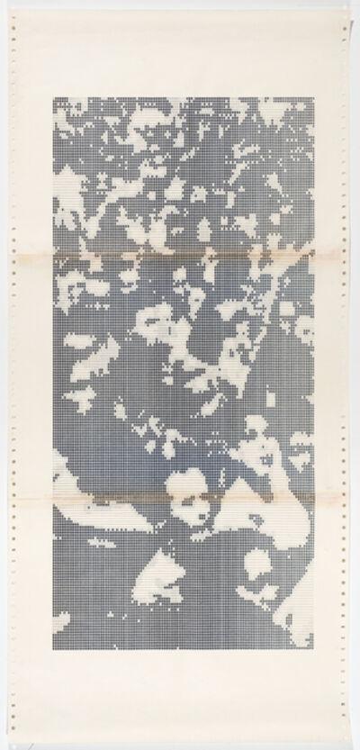 Waldemar Cordeiro, 'Gente Grau 5', 1972