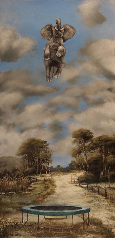 Tyson Grumm, 'Spring-loaded', 2015