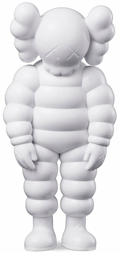 KAWS, 'KAWS WHAT PARTY White (white KAWS what party)', 2020