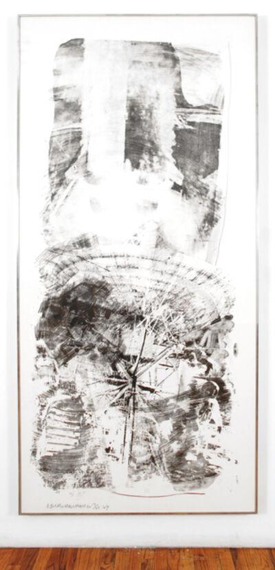 Robert Rauschenberg, 'Waves', 1969