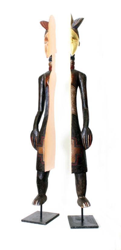 Niyi Olagunju, 'Mende (Male)', 2017
