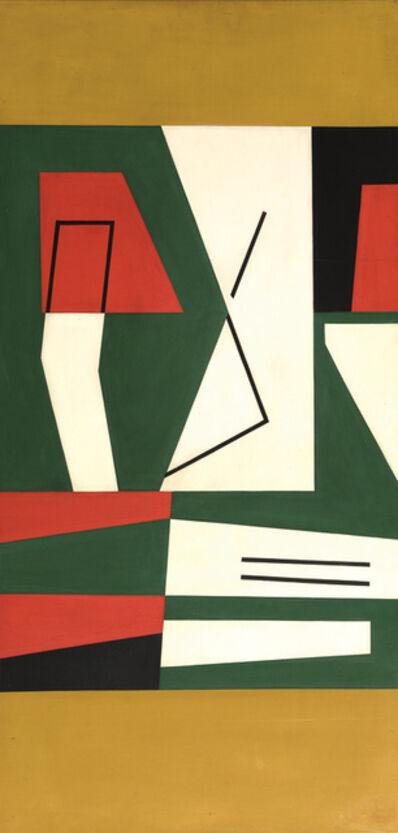 Mateo Manaure, 'Columna Policromada', 1956