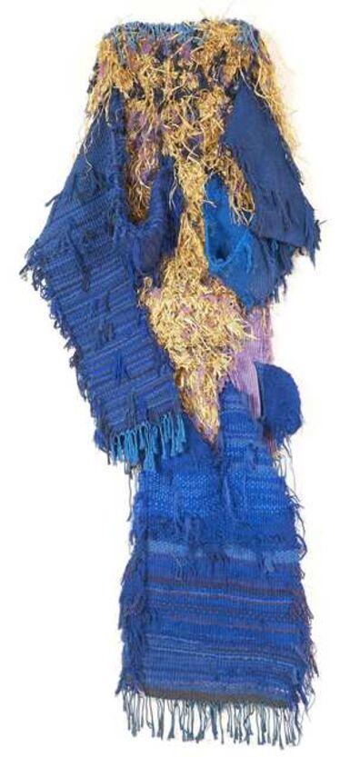 Josep Grau-Garriga, 'Personaje Azul (Blue Personage)', 1992