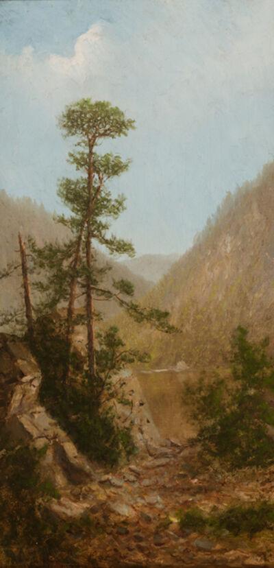 Carl Christian Brenner, 'Cumberland Mountains Scene', 1887
