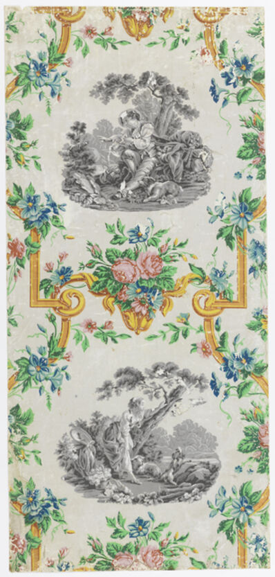François Boucher, 'Sidewall', 1740s