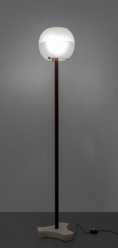 Ignazio Gardella, 'A standard lamp  'Lte 8' model', 1955