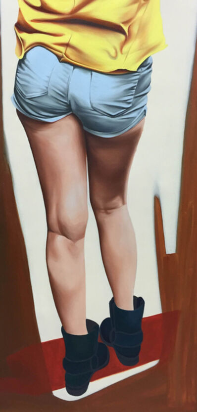 Kathryn Mecca, 'Legs No. 3', 2017