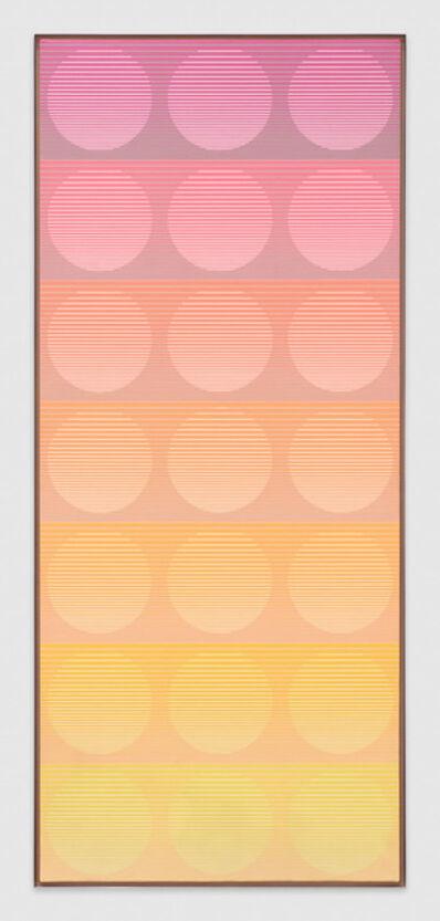 Julian Stanczak, 'Quotient', 1973