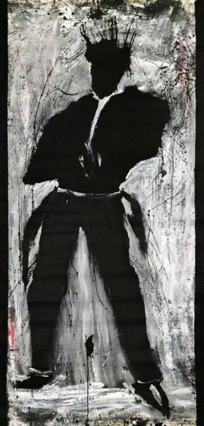 Richard Hambleton, 'Shadowman', 1988