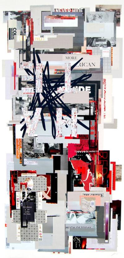 Tim Gratkowski, 'Hate', 2014