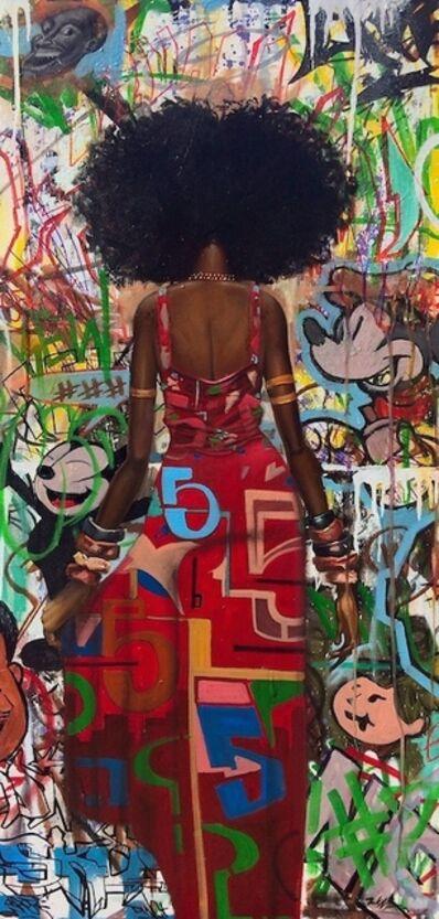 Frank Morrison, 'Graffiti', 2014