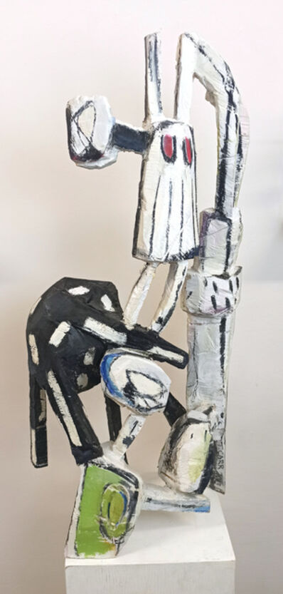 Terence Carr, 'Black sun', 2013