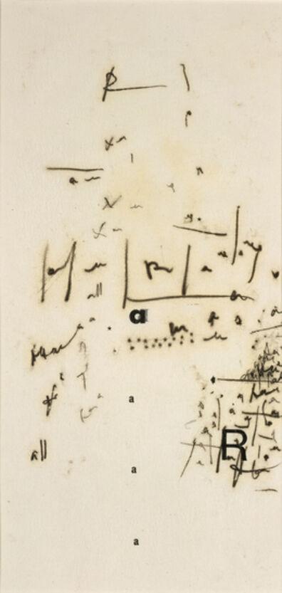 Mira Schendel, 'Untitled', 1970