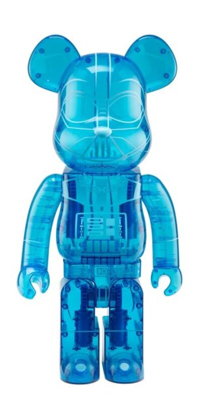BE@RBRICK X Lucas Films, 'Darth Vader Holographic 1000%', 2016