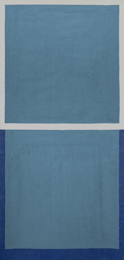 Willys de Castro, 'Quadrado Azul'
