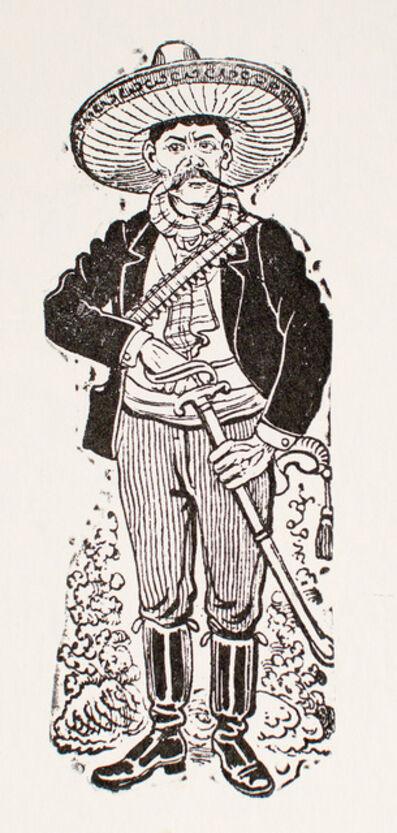 José Guadalupe Posada, 'Amador Salazar', 1880-1910