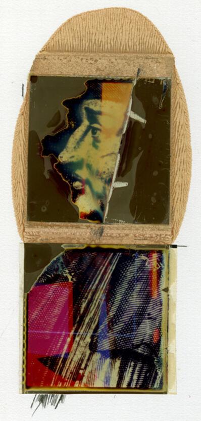 Paolo Gioli, 'Omagio a Niépce', 1989