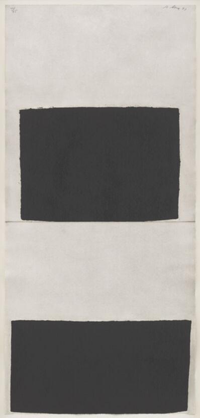 Richard Serra, 'Weight and Measure', 1993
